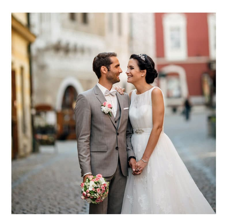 Tabor Wedding / Aurore (FR) & Adrien (CZ) wedding photography