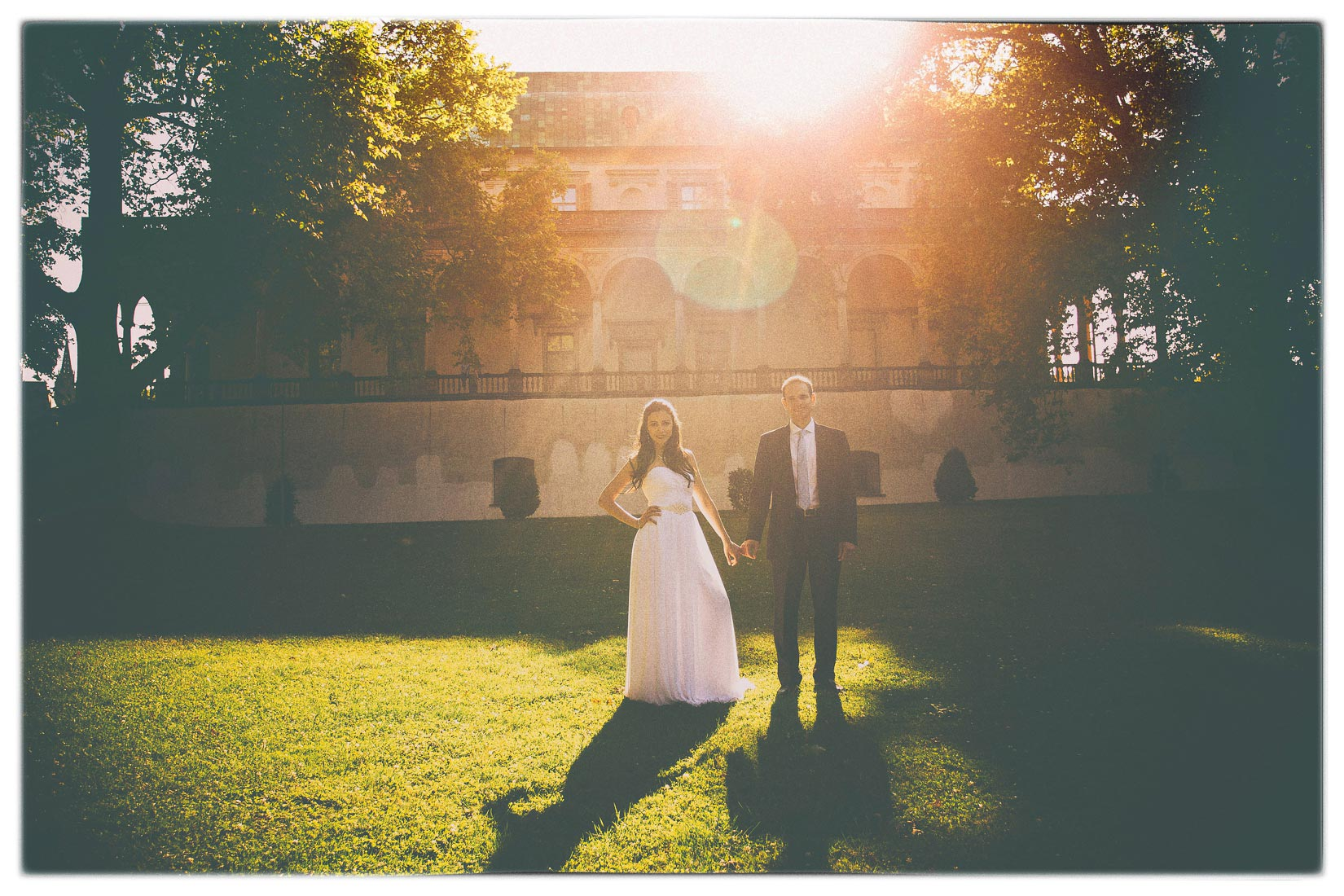 Prague photographers / Lana & Mike's Lifestyle session