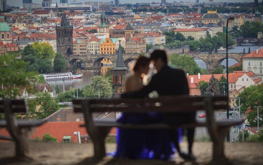 Prague pre wedding / A&M pre wedding portrait session