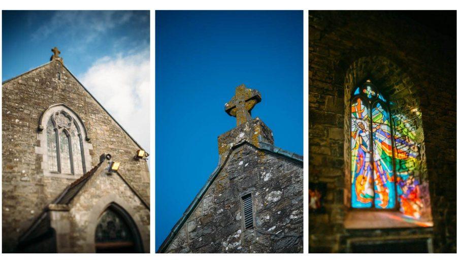 Franciscan Abbey Multyfarnham, Irish wedding, church details