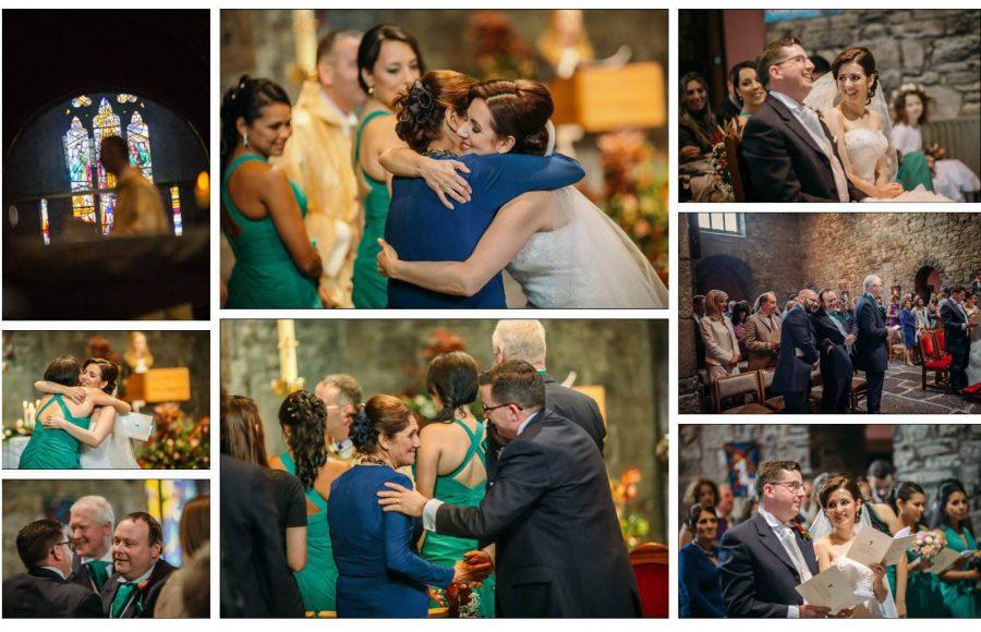 Franciscan Abbey Multyfarnham, wedding, natural light, congratulations, many images