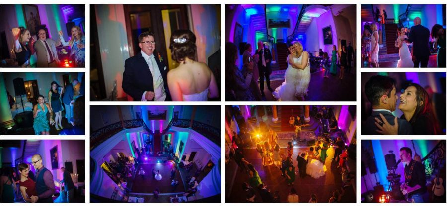 Middleton Park House Hotel, wedding couple, dancing, atmosphere, happy people
