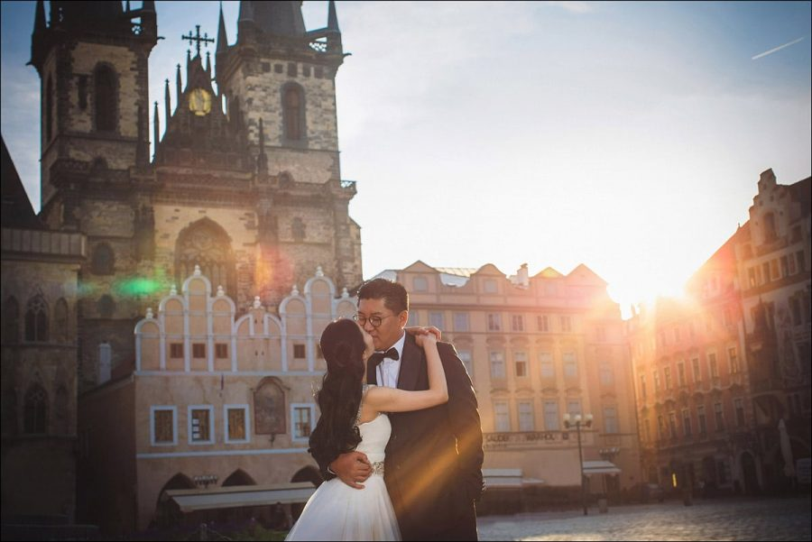 Prague Post Wedding Portraits 001
