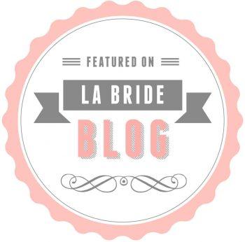 La Bride feaured badge