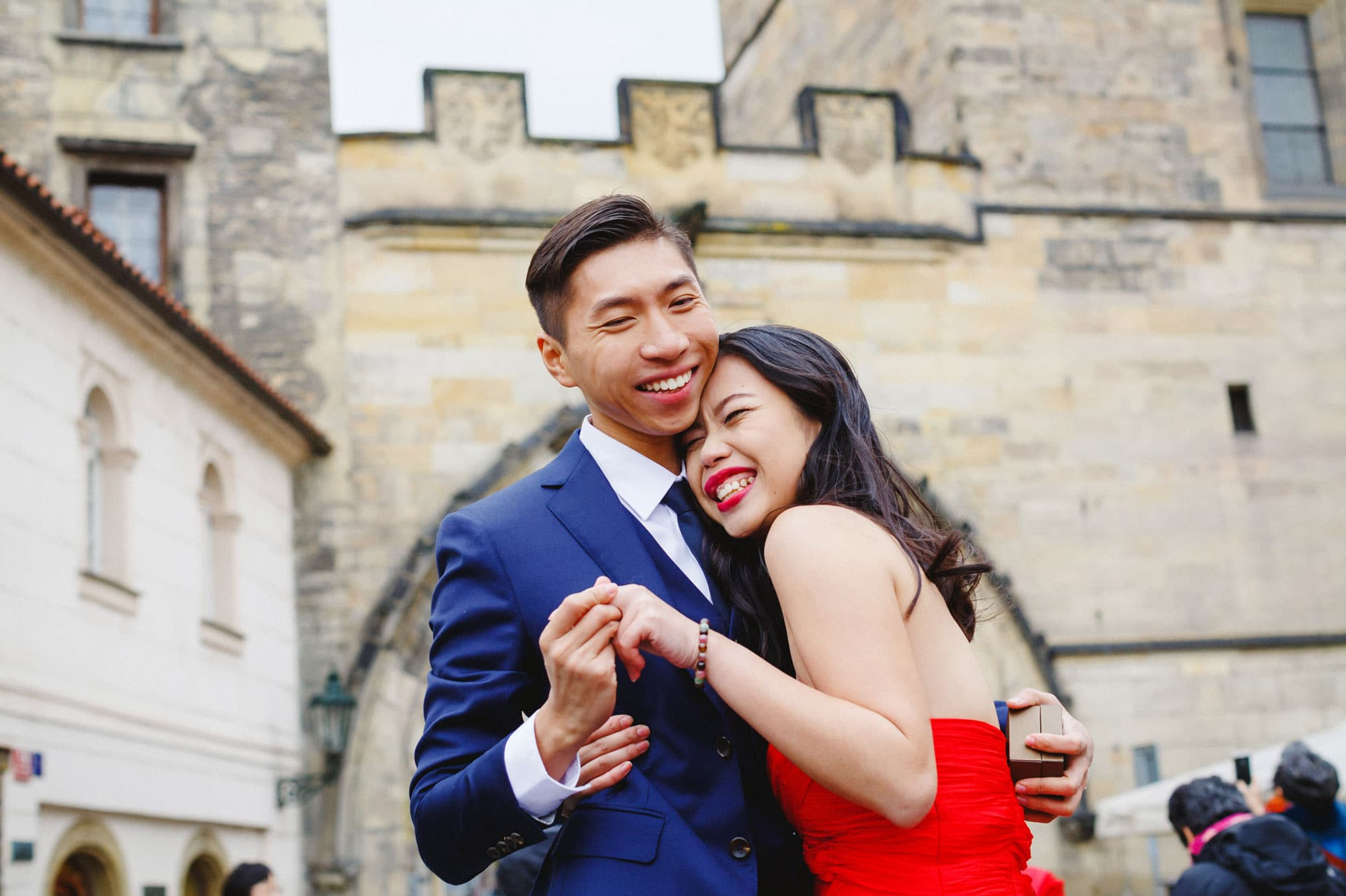 {pre wedding photo Prague} our latest couple from Shanghai China R&F