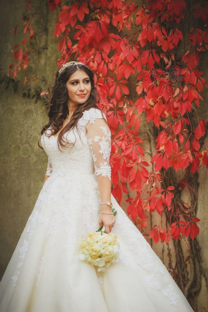 Jihane & Rabih traveled up from Lebanon to have their dream wedding with very close family & friends in attendance at Prague's historic and culturally significant St. Cyril & Methods Church. Wedding day photography by Kurt Vinion