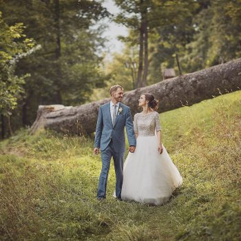 A gorgeous destination wedding in Slovakia with Lucia & Cary