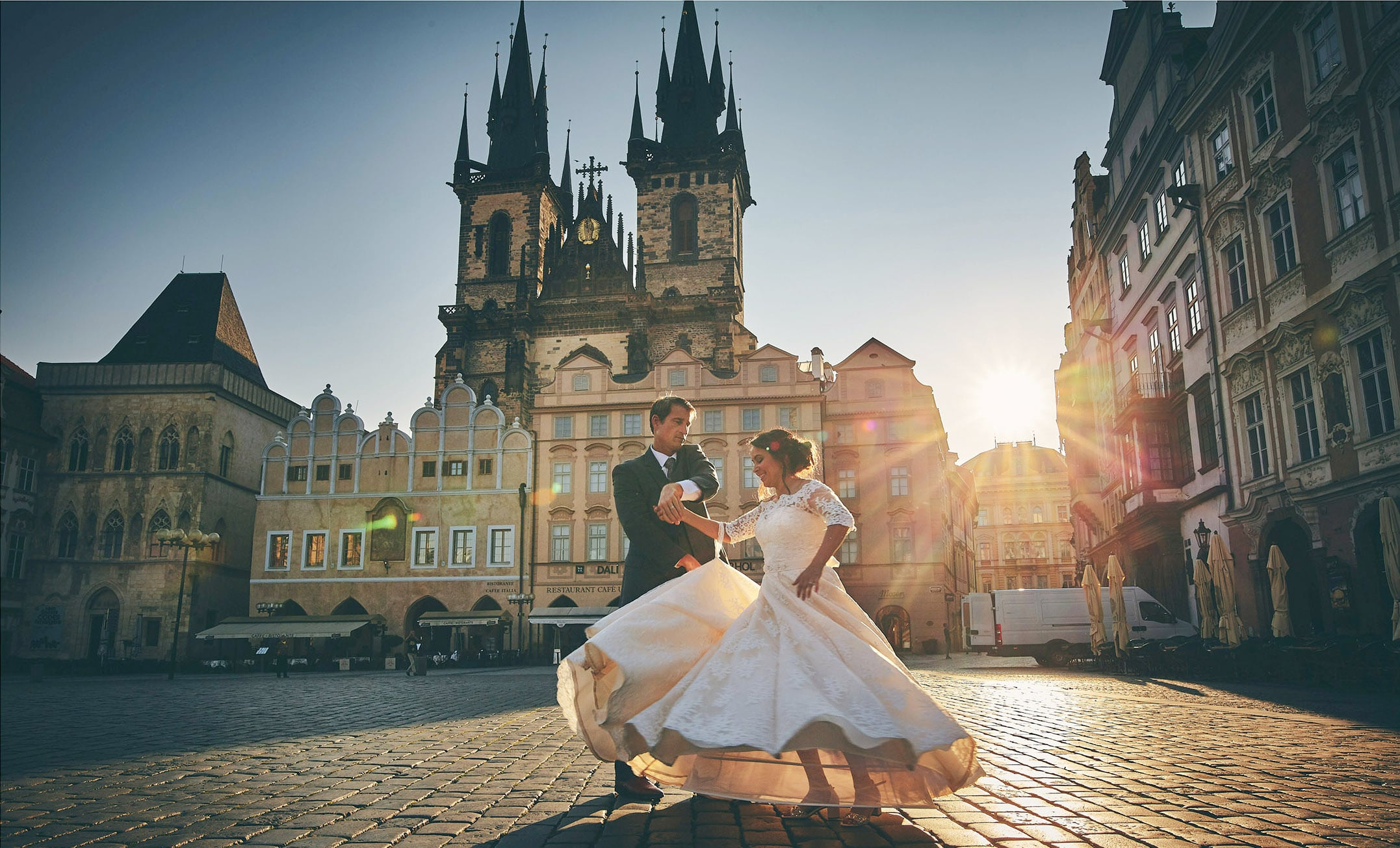 Grace & Lance: Prague
